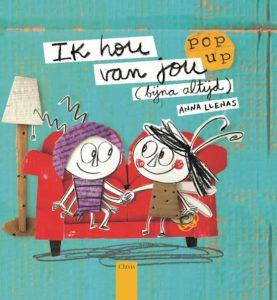 Annemie las Ik hou van jou (bijna altijd) van Anna Llenas