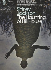 Annemie las The Haunting of Hill House van Shirley Jackson