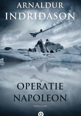 Pascal las Operatie Napoleon van Arnaldur Indridasson