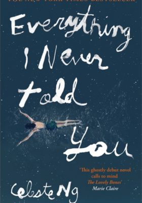 Annemie las Everything I never told you van Celeste Ng