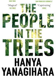 Annemie las The people in the Trees van Hanya Yanagihara