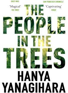 Annemie las The people in the Trees van Hanya Yanagihara