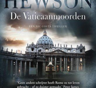 Sam las De vaticaanmoorden van David Hewson