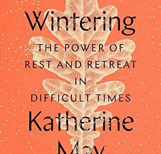 Annemie las Wintering van Katherine May